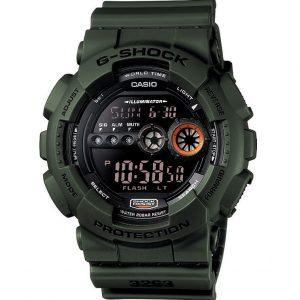 Мъжки часовник CASIO G-SHOCK - GD-100MS-3ER