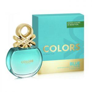 Дамски парфюм Benetton UCB Colors de Benetton Blue for Her EDT