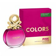 Дамски парфюм Benetton UCB Colors de Benetton Pink for Her EDT