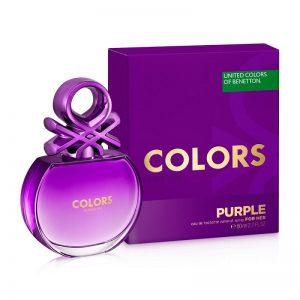 Дамски парфюм Benetton UCB Colors de Benetton Purple for Her EDT