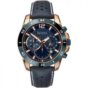 Мъжки часовник Sekonda Chronograph - S-1489.00
