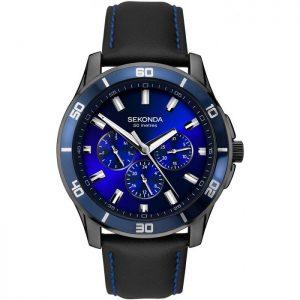Мъжки часовник Sekonda Midnight Blue - S-1634.00 от Juel.bg