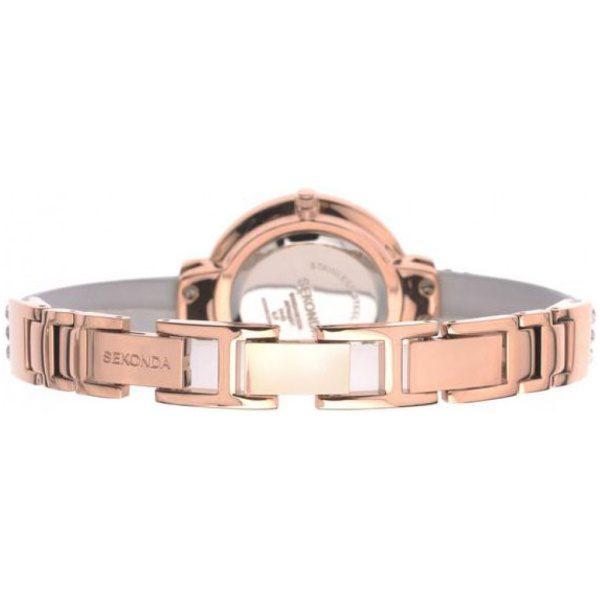 Дамски часовник SEKONDA Seksy Swarovski - S-2448.37