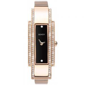 Дамски часовник Seksy Swarovski by SEKONDA S-2738.37