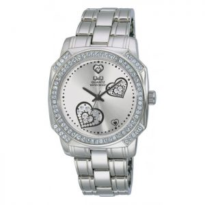 Дамски часовник Q&Q - GQ84J211Y