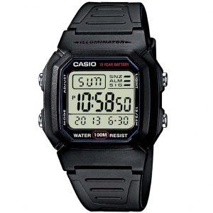 Мъжки часовник CASIO - W-800H-1AVES от Juel.bg