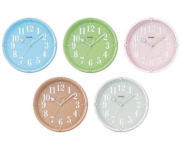 Стенен часовник CASIO - IQ-62-4