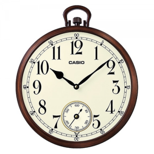 Стенен часовник CASIO - IQ-66-5
