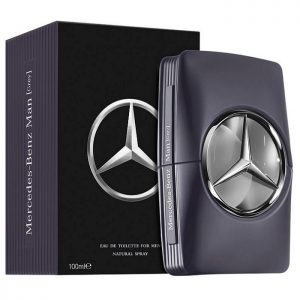 Мъжки парфюм Mercedes-Benz Man Grey EDT