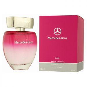 Дамски парфюм Mercedes-Benz Rose EDT