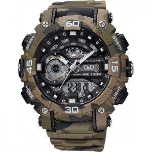 Мъжки часовник Q&Q - GW87J005Y