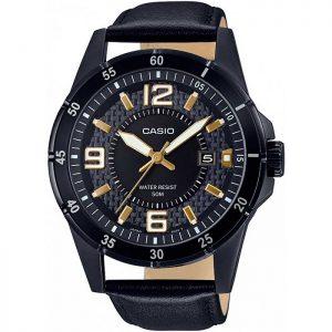 Мъжки часовник CASIO - MTP-1291BL-1A1V
