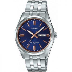 Мъжки часовник CASIO - MTP-1335D-2A2V