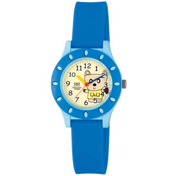 Детски аналгов часовник Q&Q - VQ13J003Y