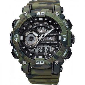 Мъжки часовник Q&Q - GW87J007Y