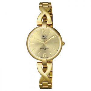Дамски часовник Q&Q Superior S297J010Y