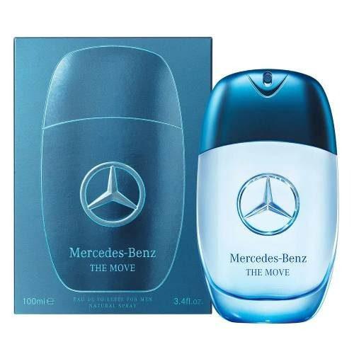 Мъжки парфюм Mercedes-Benz The Move EDT