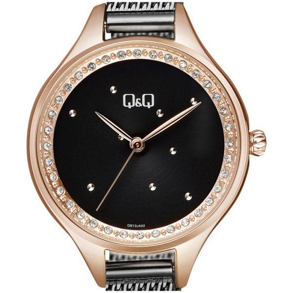 Дамски часовник Q&Q Designer's Collection - QB73J402Y