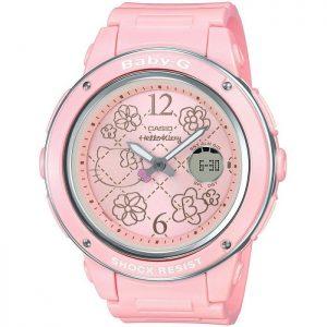 Дамски часовник CASIO BABY-G HELLO KITTY - BGA-150KT-4BER