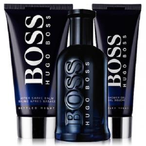 Мъжки подаръчен комплект Hugo Boss - Boss Bottled Night EDT