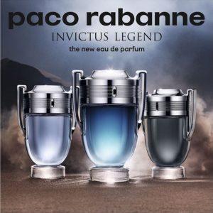 Мъжки парфюм Paco Rabanne Invictus Legend EDP