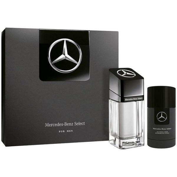 Мъжки подаръчен комплект Mercedes-Benz Select EDT
