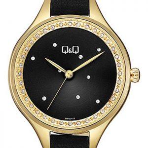 Дамски часовник Q&Q - QB73J112Y Designer's Collection