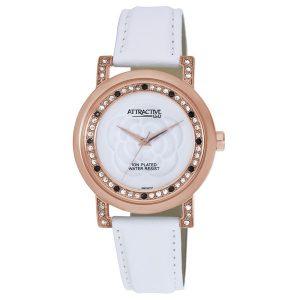 Дамски часовник Q&Q ATTRACTIVE - DB33J101Y
