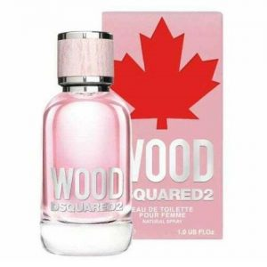 Дамски парфюм DsQuared WOOD for Her EdT