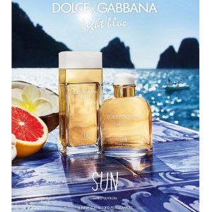 Мъжки парфюм Dolce&Gabbana Light Blue Sun EDT