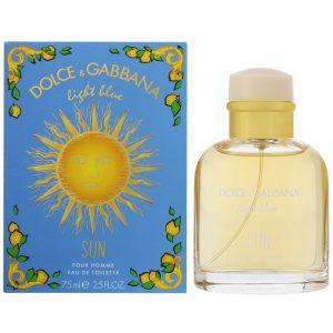Мъжки парфюм Dolce&Gabbana Light Blue Sun EDT 2019