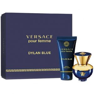 Versace Dylan Blue pour Femme EDP дамски подаръчен комплект