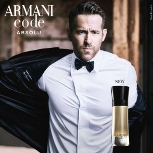 Armani code absolu 2019 pour homme