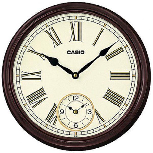 Стенен часовник CASIO - IQ-65-5