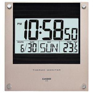Стенен часовник CASIO - ID-11S-1