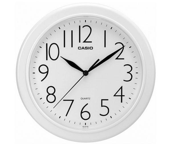 Стенен часовник Casio - IQ-01S-7