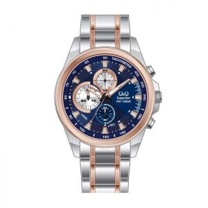 Мъжки часовник Q&Q Superior S312J801Y , хронограф