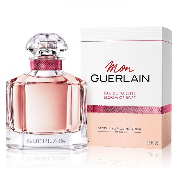 Guerlain Mon Guerlain Bloom Of Rose EDT 2019 парфюм за жени