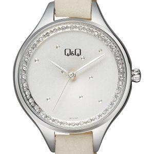 Дамски часовник Q&Q - QB73J300Y Designer's Collection