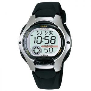 Детски дигитален часовник CASIO - LW-200-1AVEF