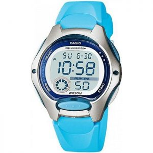 Детски дигитален часовник CASIO LW-200-2B