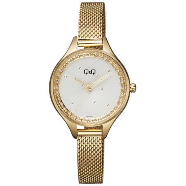 Дамски часовник Q&Q Designer's Collection - QB73J010Y