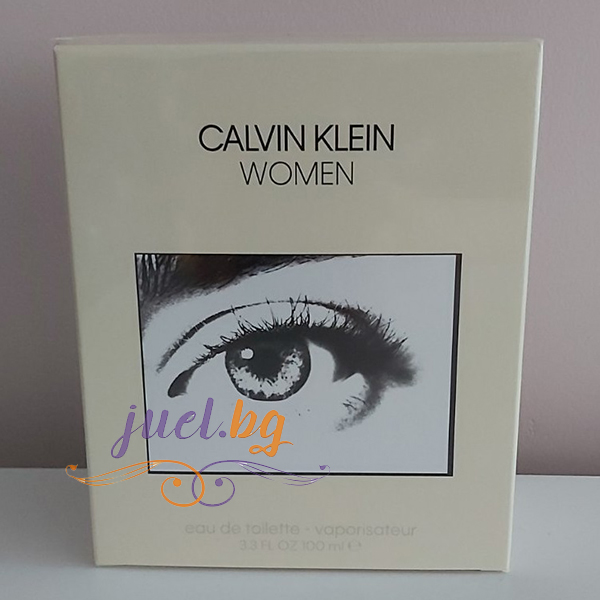 Calvin Klein Women EDT 2019 дамски парфюм