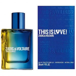 Zadig&Voltaire This Is Love! EDT 2020 парфюм за мъже