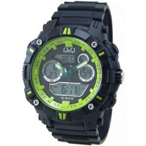Мъжки дигитален часовник Q&Q GW88J007Y