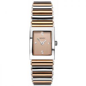 Дамски часовник Seksy Edge Swarovski Crystals - S-2867.37