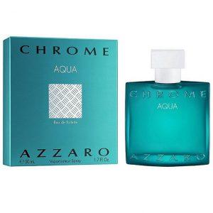 Azzaro Chrome Aqua EDT 2019 парфюм за мъже