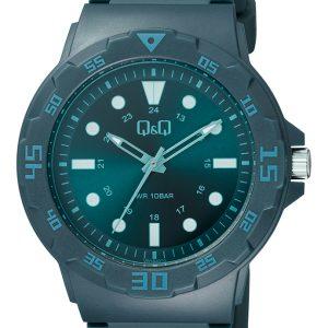 Мъжки аналогов часовник Q&Q - VR18J010Y