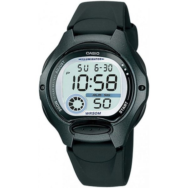 Детски часовник CASIO - LW-200-1BVEF