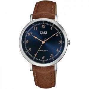 Мъжки аналогов часовник Q&Q - QA20J305Y